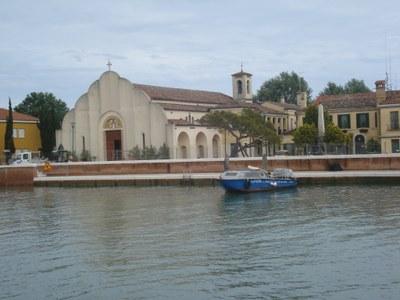 La parrocchiale di Sant'Erasmo
