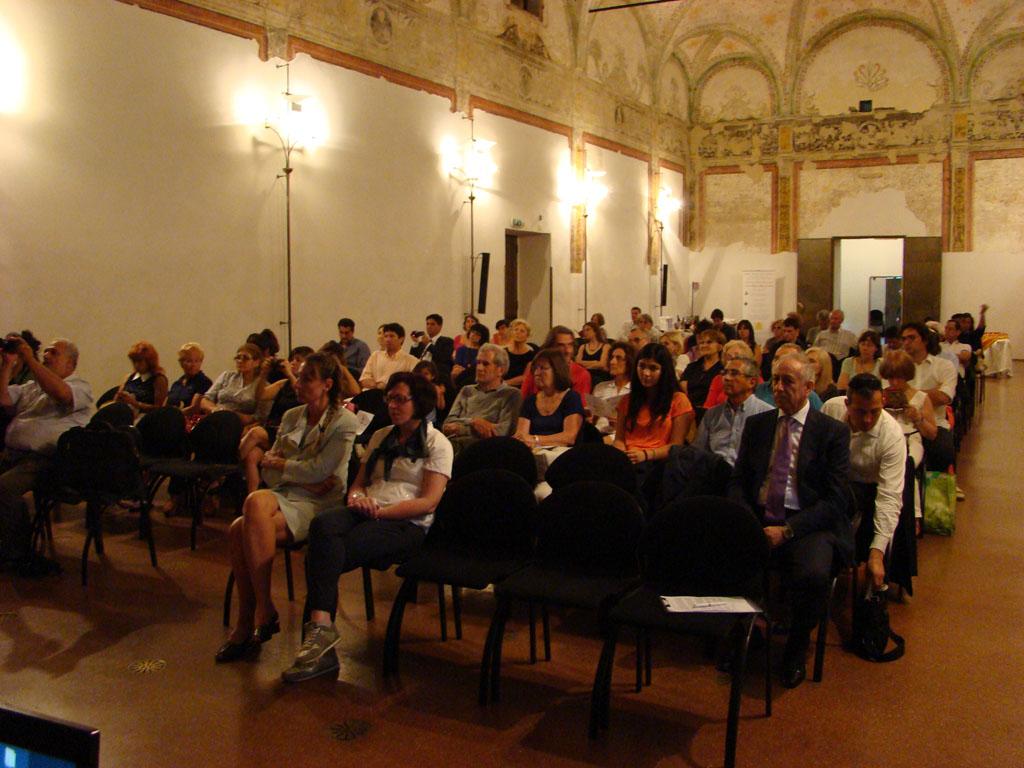 Platea Convegno Festival della Quinoa Fusion 2015
