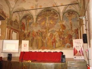 Salone degli Affreschi Soc. Umanitaria Milano