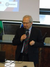 Angelo Pellegrino Direttore Officina dei Sapori FIESA