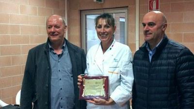 Vinceslao Ruccolo Presidente FIESA Confesercenti Abruzzo, Simona Lauri, Lorenzo Berardinetrti Presidente 3 Commissione Consiliare Permanente   Copia