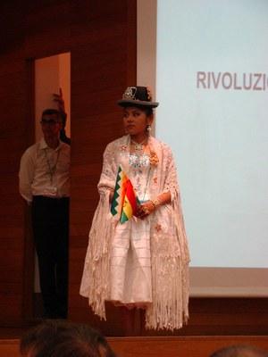 Folklore boliviano Lectio Magistralis Univ. Bocconi