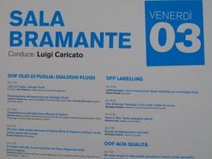 Sala Bramante Palazzo delle Stelline Milano