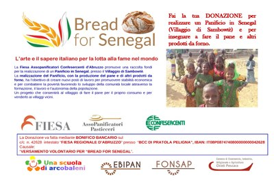 Bread for Senegal