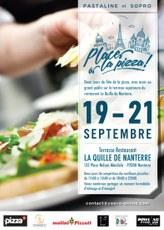 Festa della pizza in Francia APGM