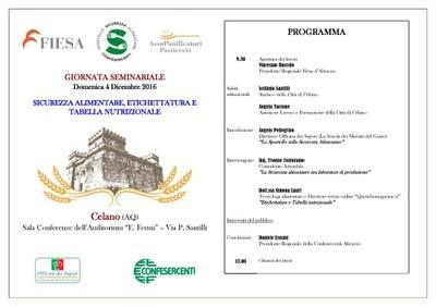 Giornata seminariale FIESA Confesercenti