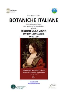 botaniche La Vigna
