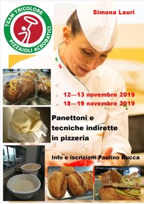 Corso Panettoni Paolino 2019
