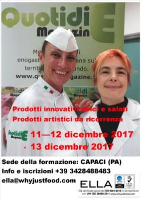 Corso Prodotti innovativi e artistici Capaci (PA) Dott.ssa Simona Lauri