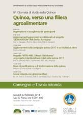 Convegno Quinoa Piacenza Università