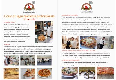 CIFA Formazione per pizzaioli