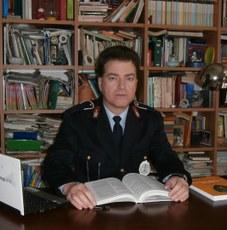 Piero Nuciari Agente Scelto Polizia Municipale Monte Urano Fermo