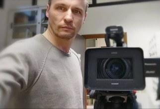 Andrea Tomasi giornalista professionista e documentarista