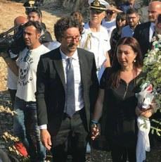 Anna Aloysi, sorella di Maria, vittima del disastro ferroviario nel 2016