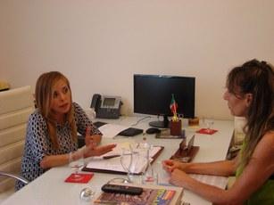 Console del Messico Marisela Morales - Milano