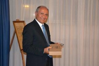 Dott. Giuseppe Di Croce ex Direttore Generale del Corpo Forestale dello Stato.