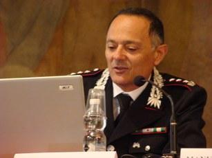 Col. Giovanni Di Blasio Carabinieri NAS
