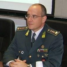 Col. Vincenzo Tuzi Comandante Nucleo Tutela Proprietà Intellettuale GdF Roma